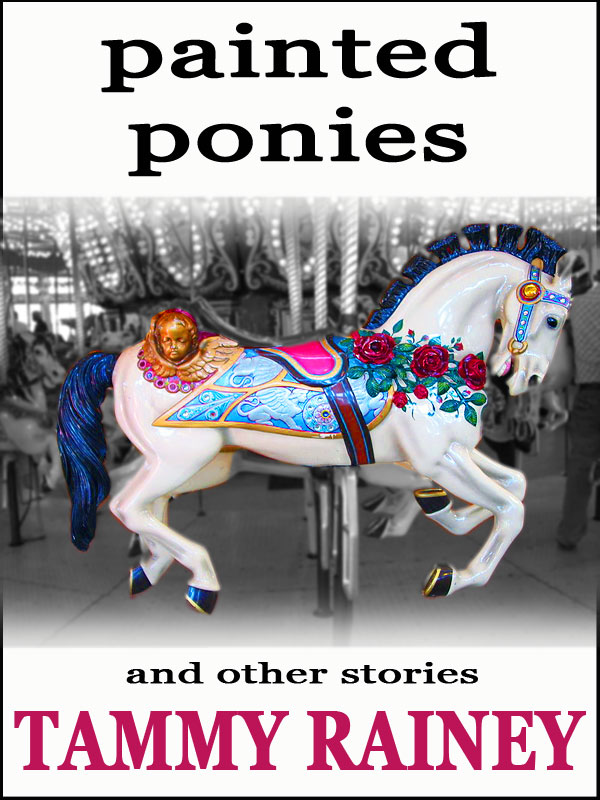 Painted Ponies Cover